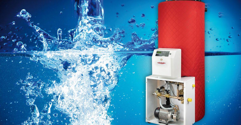 Olymp Heizwasser Controller HC